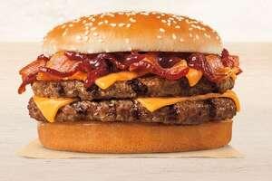 Burger King's BBQ Bacon King Sandwich