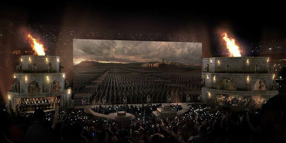 The Game of Thrones Live Concert Experience brings elements of the TV show to the stage. Photo: BB Gun Press / Contributed Photo