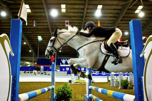 The Great Southwest Equestrian Center, 2501 S. Mason Road, will host the Pin Oak Charity Horse Show March 22-April 2. Family Nights will be 4-9 p.m. March 25 and April 1. General admission is $10 per person. Ages 12 and younger are admitted free. Visit pinoak.org or call 713-621-6290 for information.