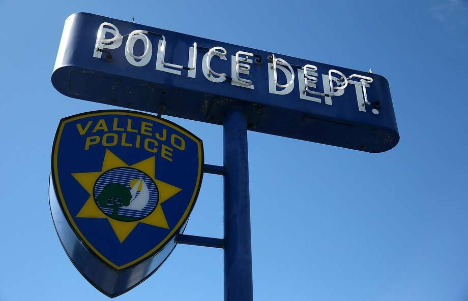 A Vallejo police officer fatally shot a person Tuesday night after a foot chase and fight, authorities said. Photo: Paul Chinn, The Chronicle