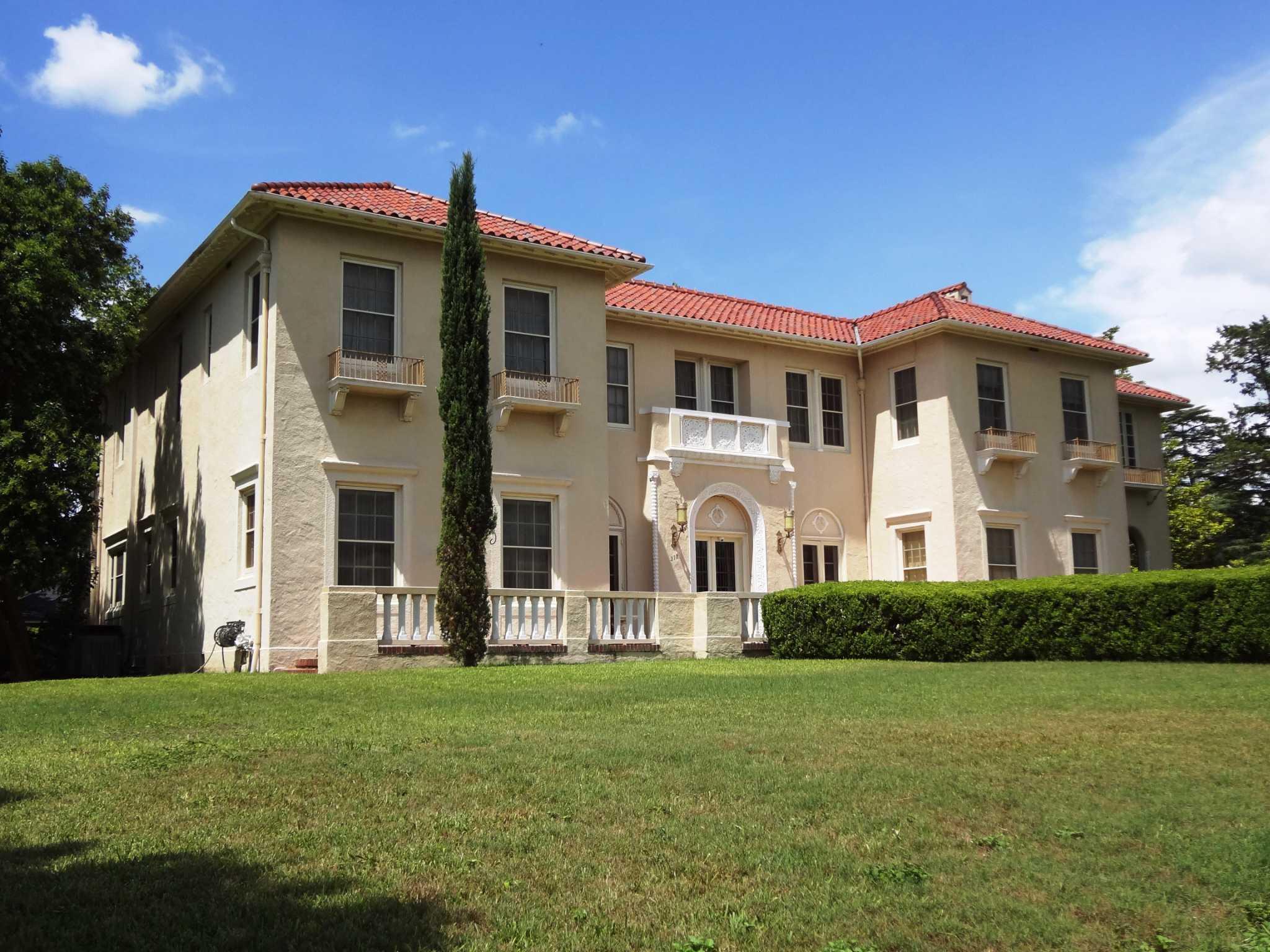 Historic, glamorous Monte Vista home getting a refresh - mySanAntonio.com