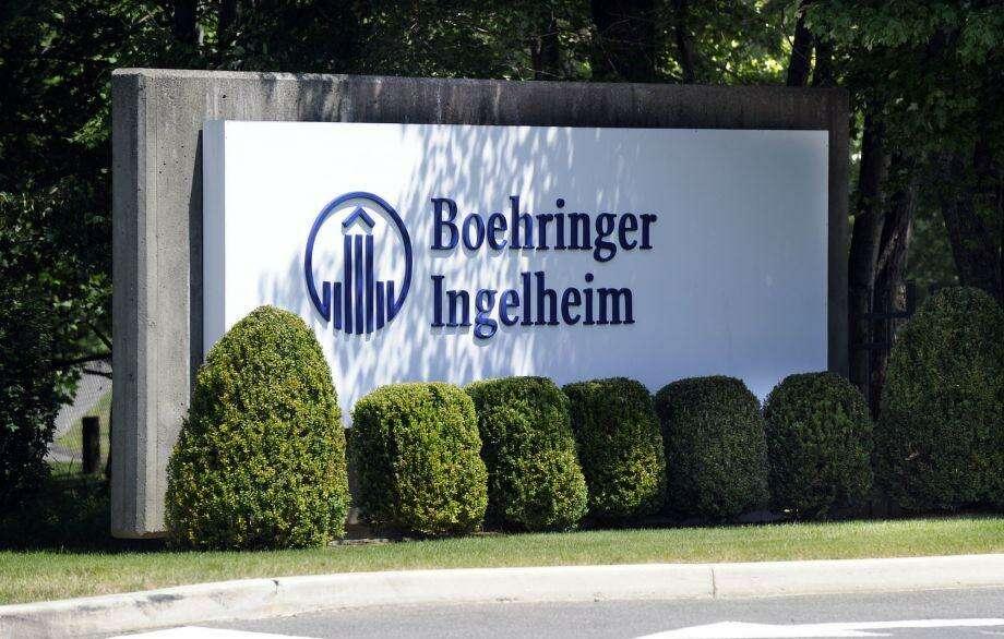 Boehringer Ingelheim's North American headquarters located in Ridgefield, CT. Photo: Carol Kaliff / Carol Kaliff / Connecticut Post