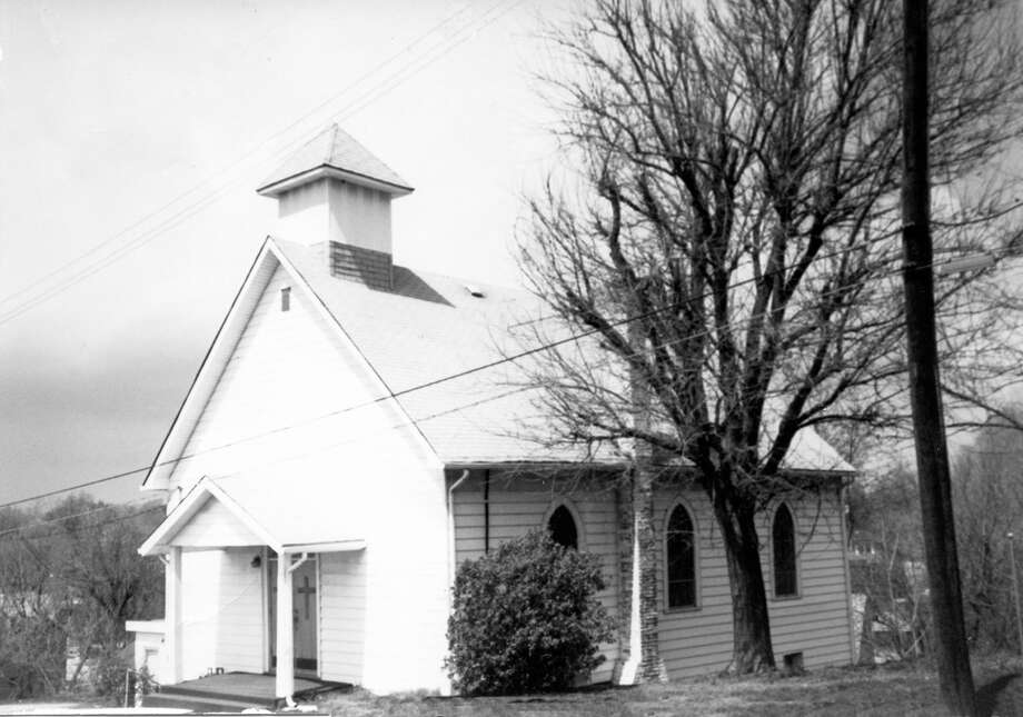 Established in 1894, the Glen Carbon Methodist Church. left, was located at 57 Sunset Avenue. In the 1980s the Methodist congregation moved into a larger sanctuary at 131 Glen Carbon Rd.  Shiloh Christian Church now occupies the building on Sunset Avenue. This is the oldest church building in the Village. Photo: Glen Carbon Museum And Historical Commission
