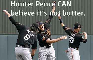 another chance eaca4 327e1 The best Hunter Pence signs (and sign tweets) of all time ...