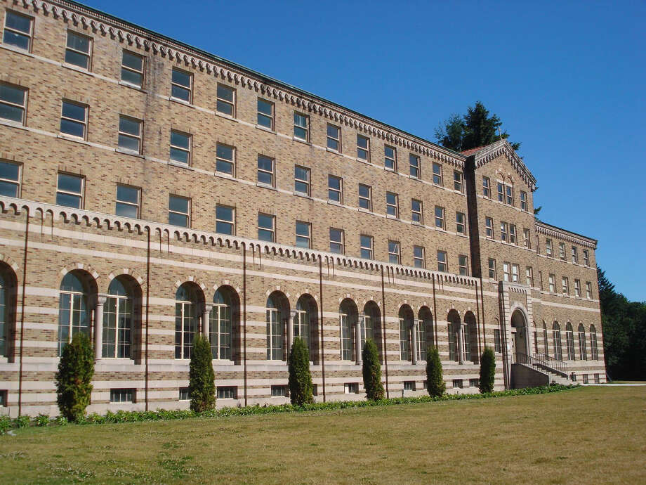 Saint Edward State Park Visits in 2015: 495,636 Saint Edward is a 316-acre park on the shores of Lake Washington, just south of Kenmore. The locale was formerly a Catholic seminary school that was built in the 1930s. Photo: Courtesy Washington State Parks