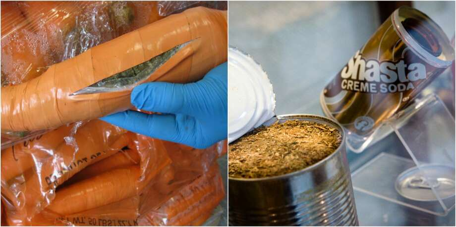 This year has already seen record-breaking drugs busts. >>Click to see some of the strangest ways people have attempted to smuggle in drugs at the Texas-Mexico border.