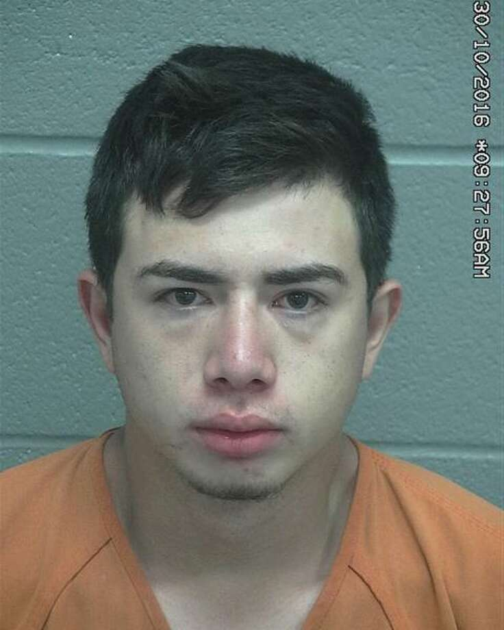 Luis Angel Cepeda, 19 was arrested Tuesday after he allegedly sexually assaulted a child, according to court documents.