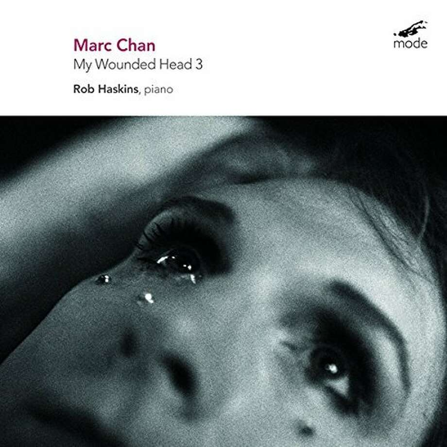 """Marc Chan, """"My Wounded Head 3"""" Photo: Mode Records"""