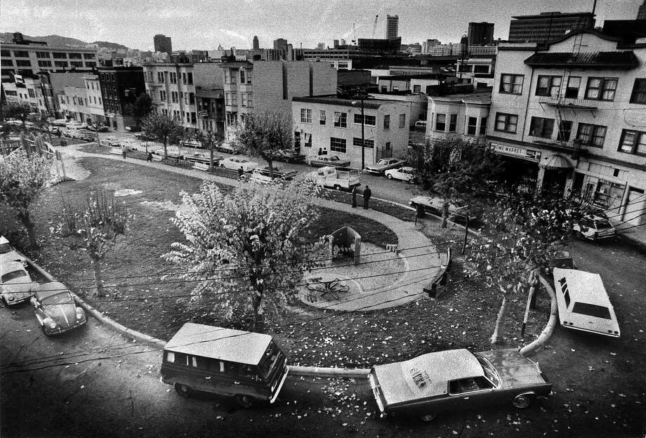 South Park in 1975. Photo: Susan Gilbert, The Chronicle