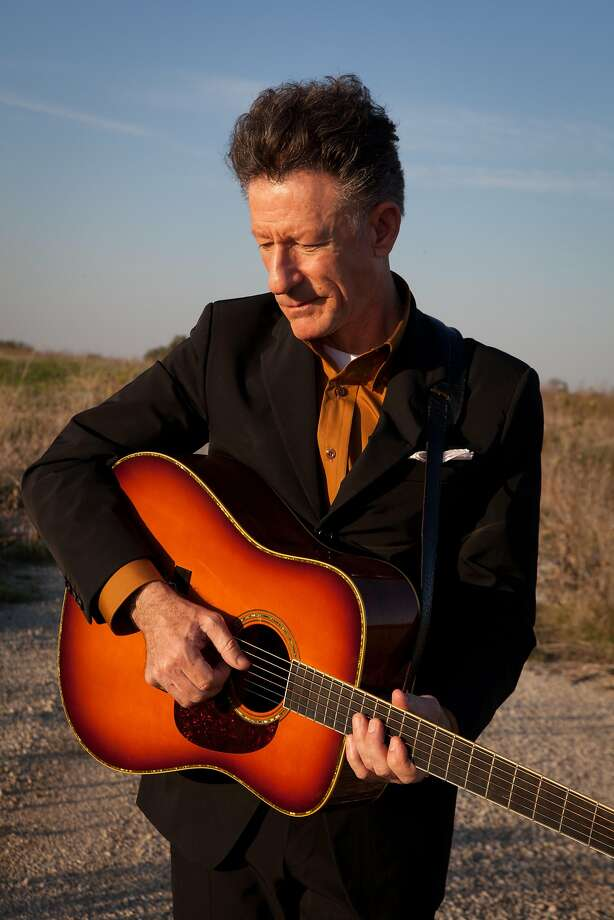 Musician, singer-songwriter Lyle Lovett Photo: Michael Wilson