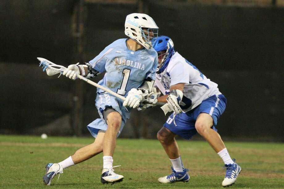 Luke Goldstock. (Photo courtesy North Carolina)