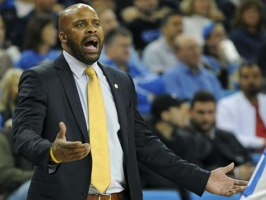 Cuonzo Martin went 62-39 during a three-year tenure at Cal that largely failed to meet expectations. Photo: Michael Owen Baker / Michael Owen Baker / Associated Press / FR171390 AP