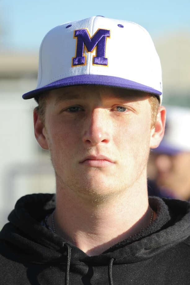 March 15, 2017 mug of Midland High baseball player Ryan Culp (12) James Durbin/Reporter-Telegram Photo: James Durbin