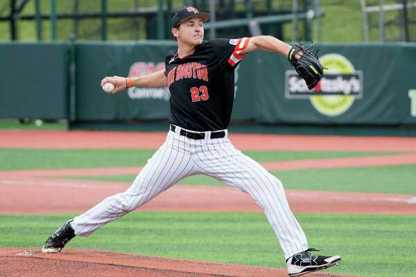 Sam Houston State pitcher Hayden Wesneski