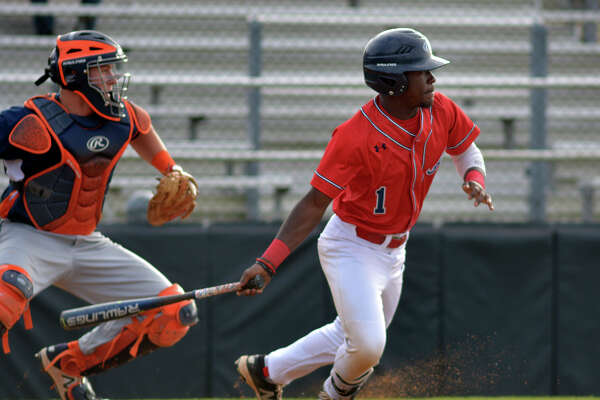 Atascocita junior outfielder Payton Harden and the Eagles are ranked No. 5 in the current Class 6A rankings. The Eagles are seeking to make their second state tournament in four years, but will have to contend with district rival Kingwood.