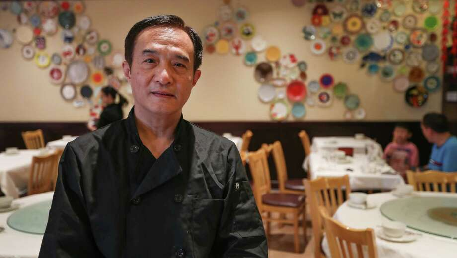 Jianyun Ye of the Mala Sichuan Bistro was named a James Beard Award finalist for the first time. Photo: Steve Gonzales, Staff / © 2017 Houston Chronicle