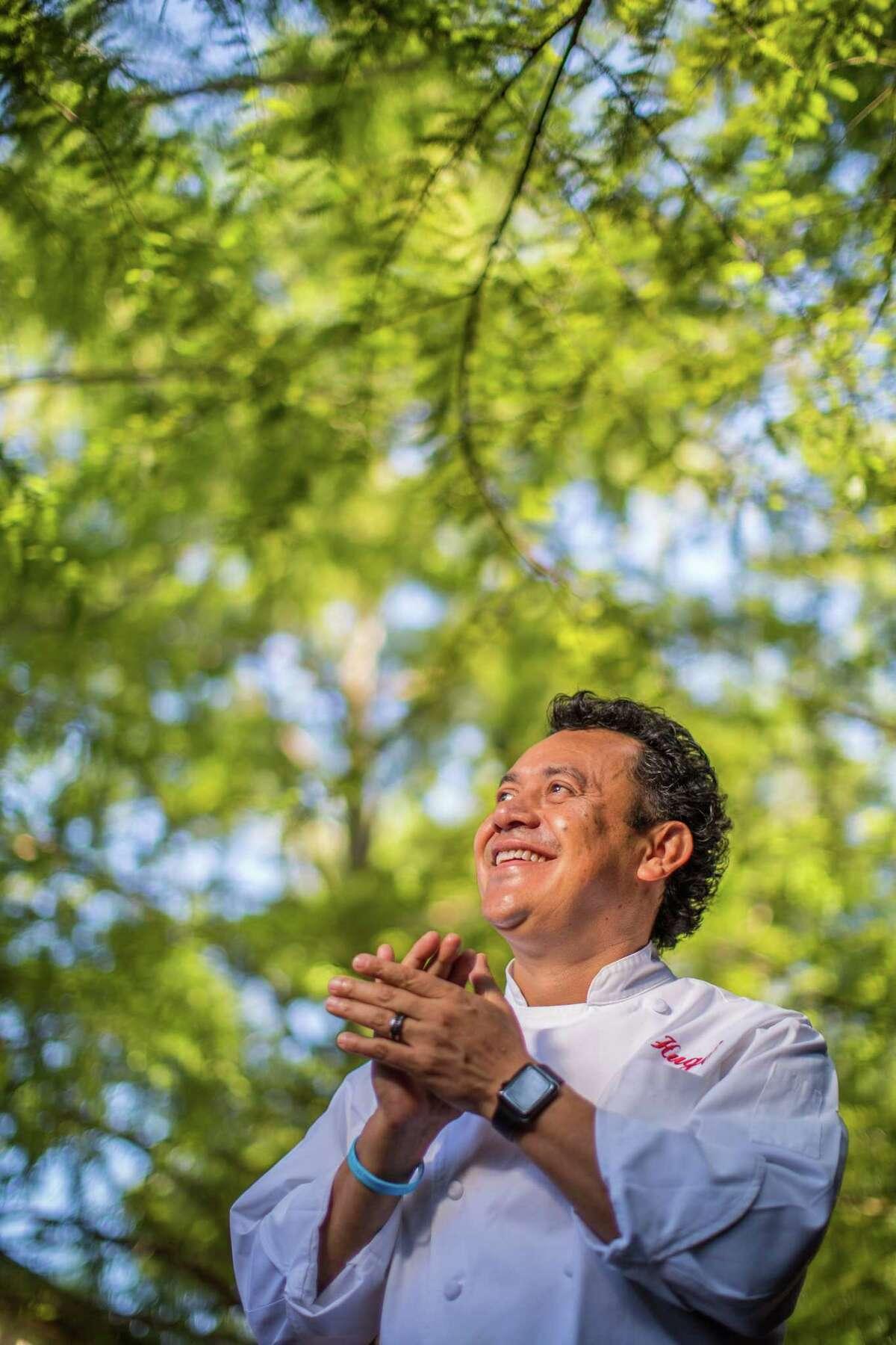 Chef Hugo Ortega at Hugo's