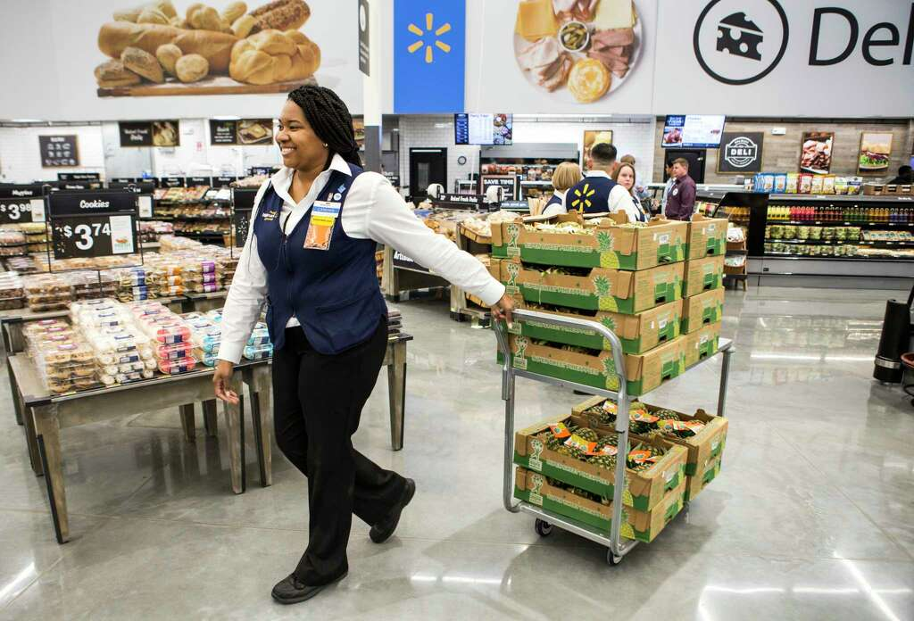 Wal-Mart Tries New Retail Approaches In Houston - Houston Chronicle