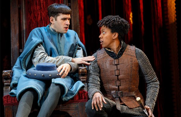 'Joan of Arc: Into the Fire' Theater Review: David Byrne ...