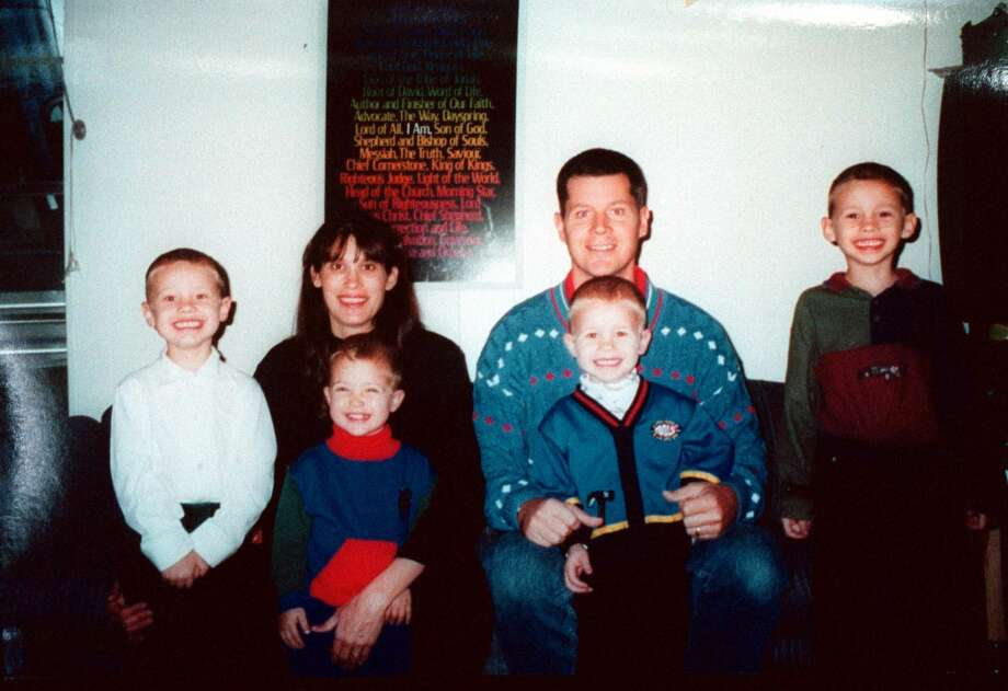 PHOTOS: The Andrea Yates story shocked the world This undated family photo shows four of the five children of Andrea Yates, 36, who confessed on June 20, 2001 to murdering her children by drowning them in their home in Clear Lake. The children shown are, from left, John, Luke, Paul and Noah. Click through to see more photos related to the case that dominated the headlines...  Photo: Getty Images