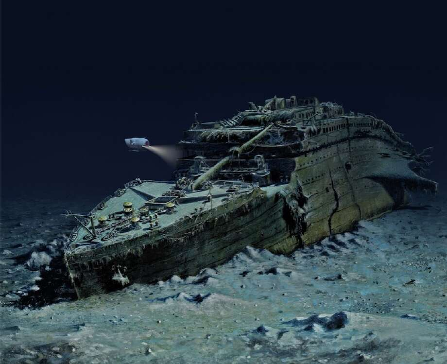 Beginning May 2018, those willing to fork over $105,129 can travel to the wreckage of the Titanic. Blue Marble Private, based in London, is offering an 8-day trip to the location where the wreckage of the Titanic remains, the company said in a news release. Photo: Courtesy/Blue Marble Private
