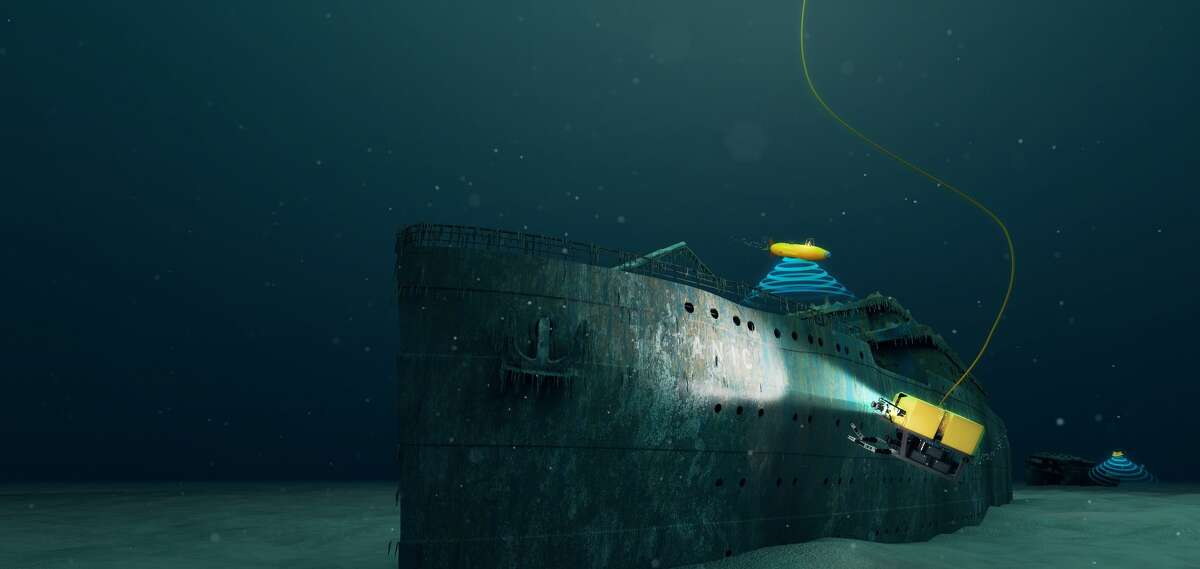 $105,129: Dive to the bottom of the Atlantic Ocean to see the site of the Titanic The eight-day trip will carry up to nine people at a time to the site of the wreckage. Source: bluemarbleprivate.com