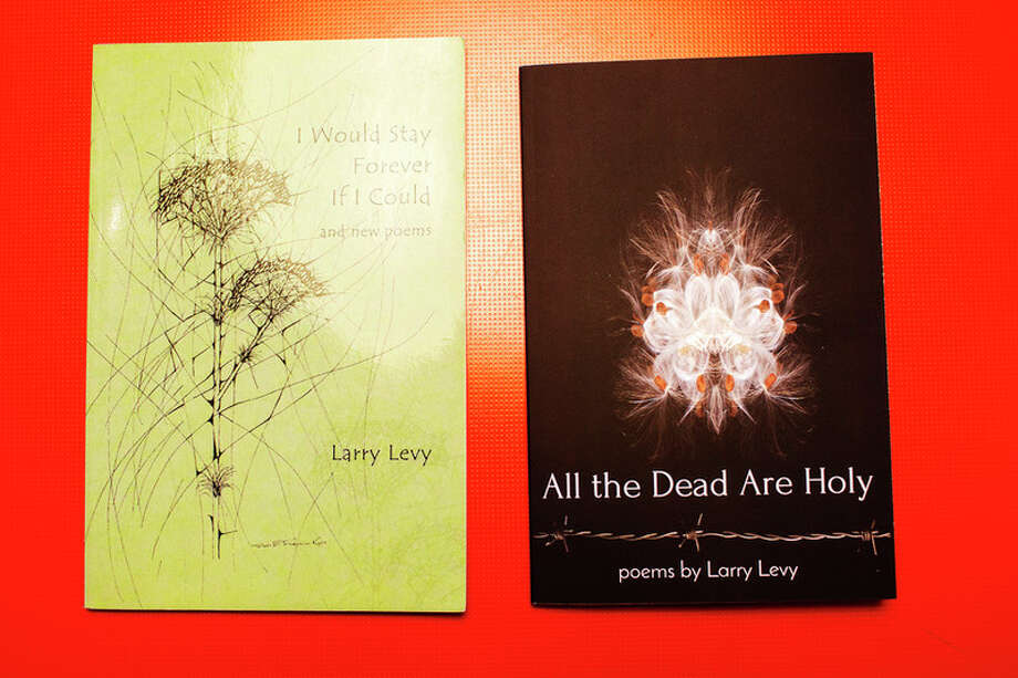 THEOPHIL SYSLO | For the Daily News 'I Would Stay Forever If I Could' and 'All the Dead Are Holy' are two poetry books written by Levy.