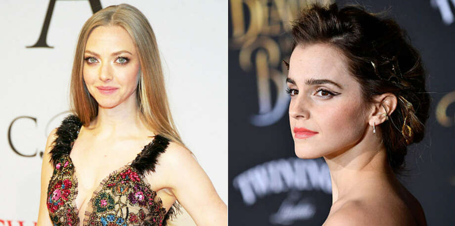 Amanda Seyfried and Emma Watson have fallen victim to leaked nude photos of themselves online. Both actresses are consulting legal action. Photo: Getty Images