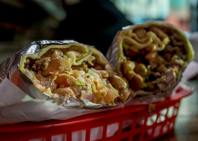 Rice or no rice? That is the question on National Burrito Day in SF