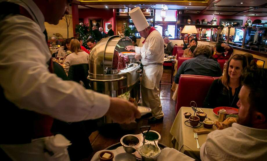 Click on the slideshow ahead to see the most popular dishes in San Francisco restaurants. Photo: John Storey, Special To The Chronicle