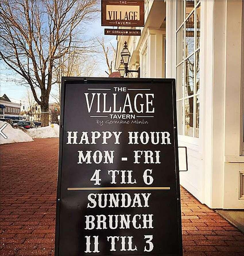 January 2017 The Village Tavern on Main Street in Ridgefield Read more