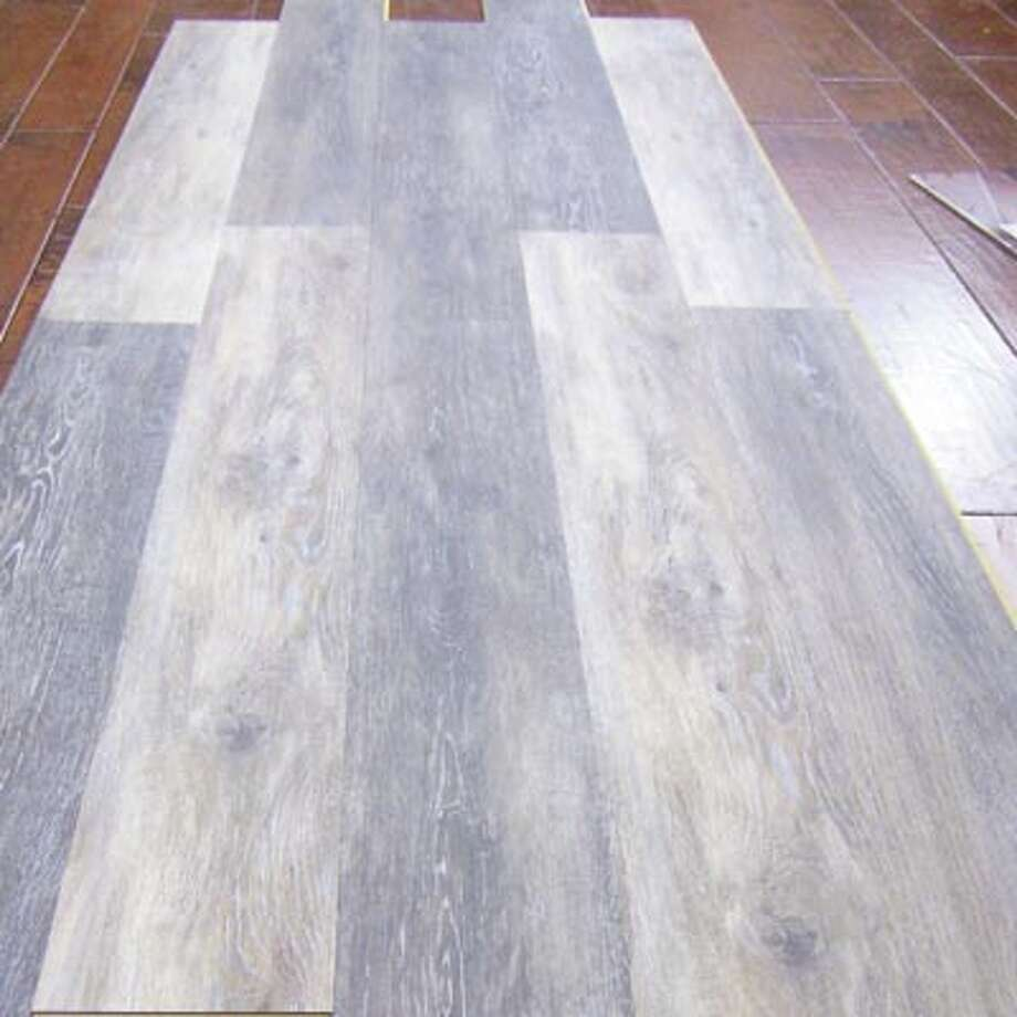 Is the look of wood the most popular flooring in town for Most popular floor tile