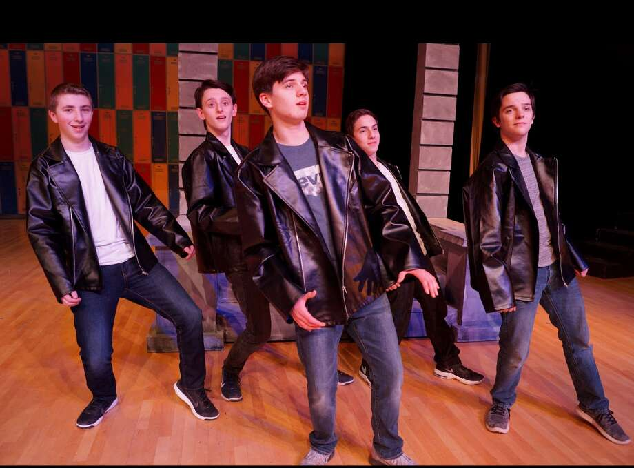"Mohonasen High School's production of ""Grease""  Photo: Provided"