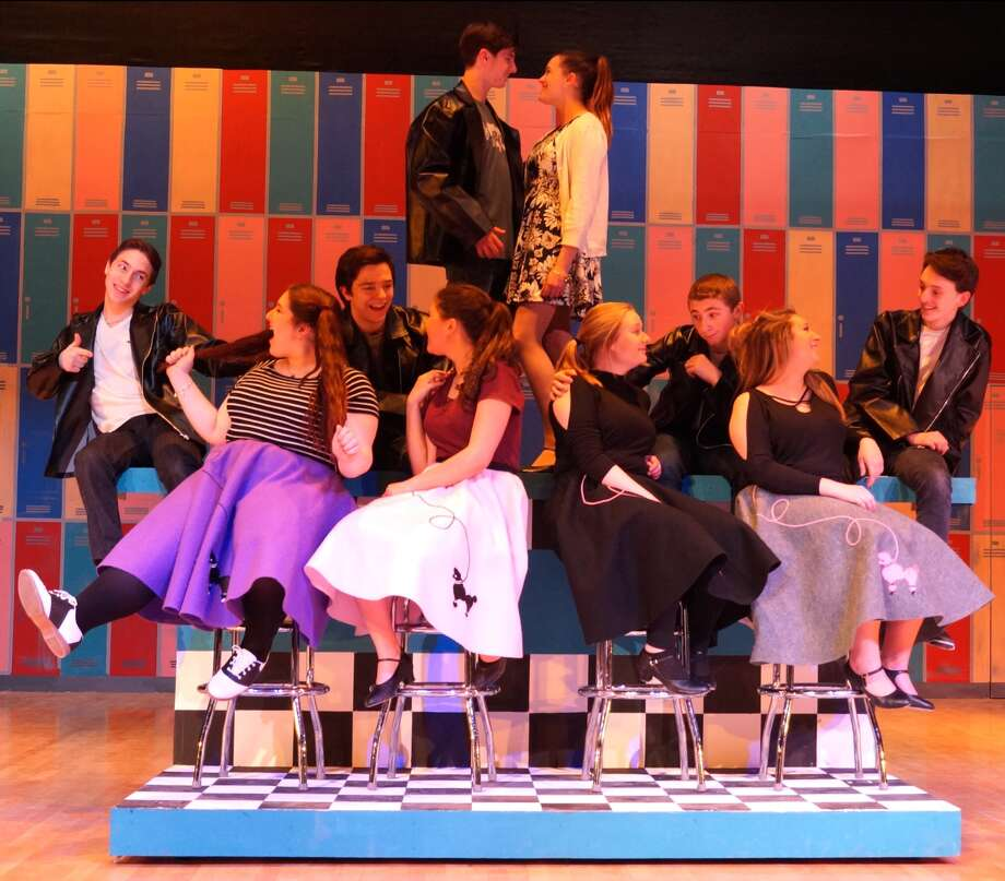 """Mohonasen High School's production of """"Grease"""" Photo: Provided"""