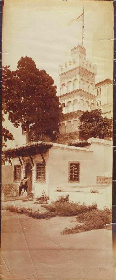 Bougault, Algiers Mosque of Abderrhaman Photo: 072024005927 / Arthur Evans