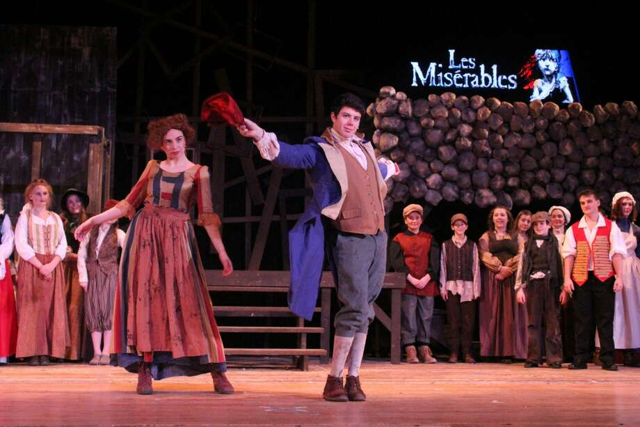 """Dress rehearsal photos from Queensbury High School's """"Les Miserables"""" Photo: Provided"""