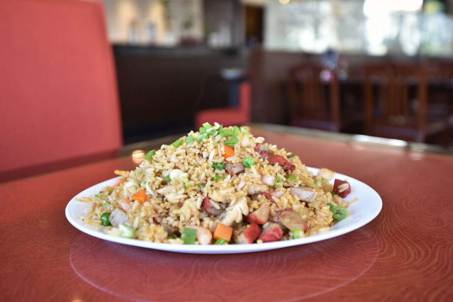 Pork fried rice from King's Bowl restaurant Photo: Courtesy, King's Bowl Restaurant / Kim Dean