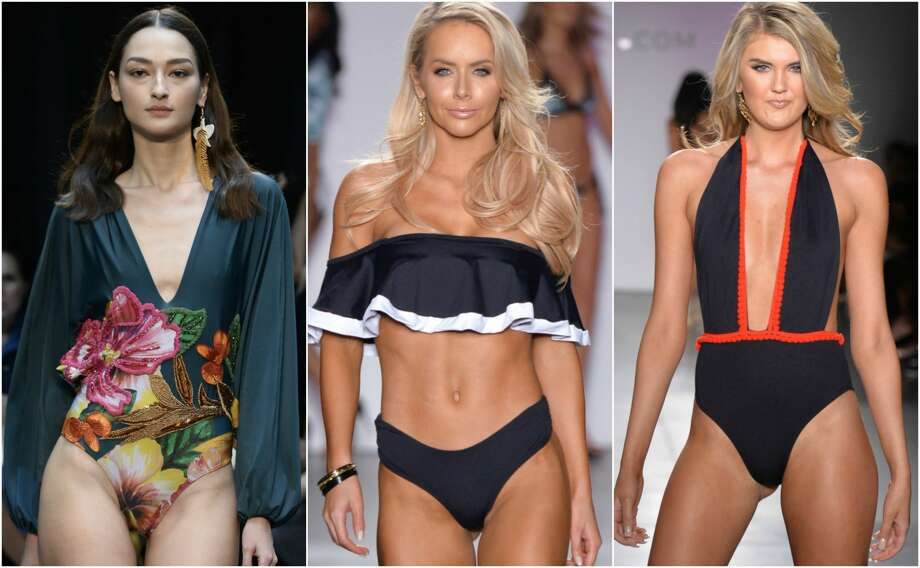 Keep clicking to see 15 swimsuits for every body type.  Photo: Getty Images