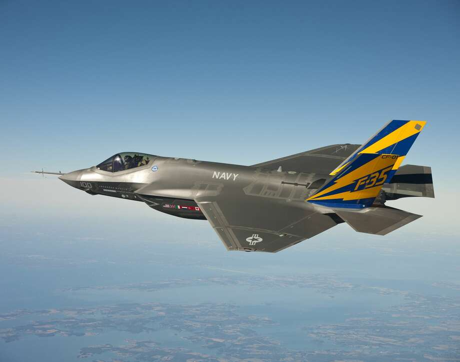 Fighter jets and their price tagsA study by the Center for a New American Security estimated the cost of America's fighter jets.Click through to see how much America's fighter jets have cost over the decades.  Photo: U.S. Navy/Getty Images