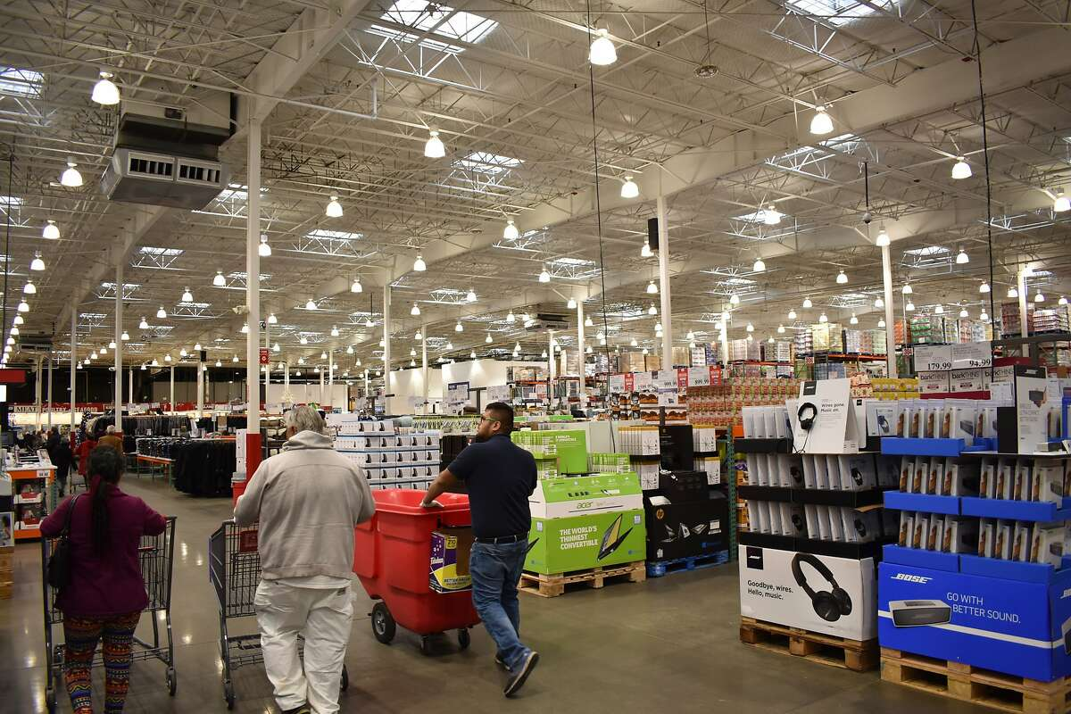 While the design of different Costco stores is dictated by the configuration of the building, Ingram describes the basic layout of every store as adhering to the same