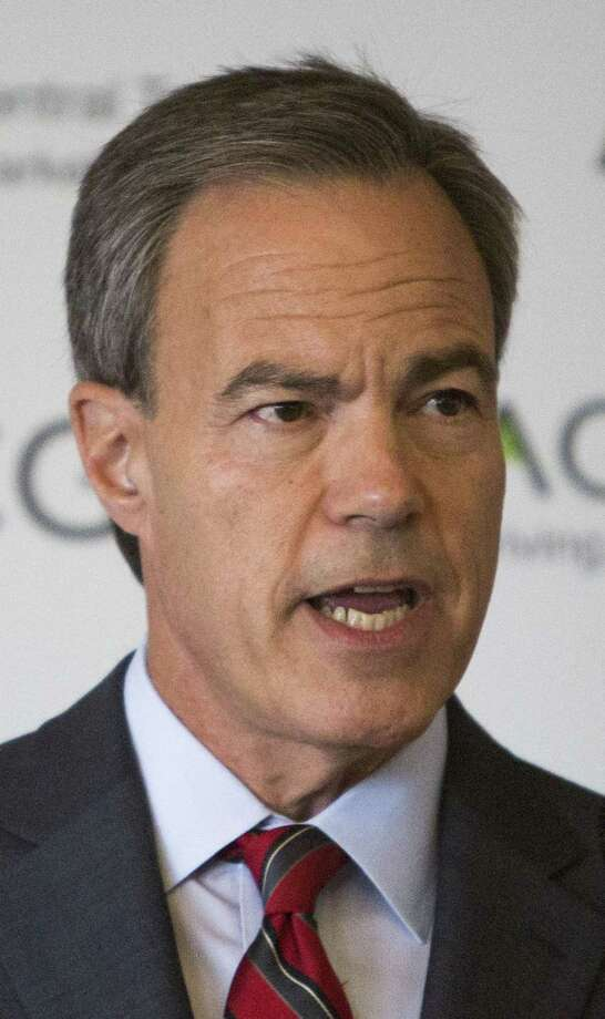 Joe Straus: Balancing the budget might require more than a just-cut approach. Photo: Carolyn Van Houten /Carolyn Van Houten / 2016 San Antonio Express-News