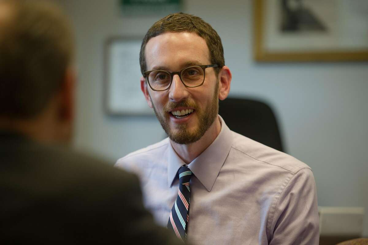 Democratic state Sen. Scott Wiener's SB421 was held in the Assembly Appropriations Committee without a public vote two weeks ago after it passed four committees and the Senate. On Thursday, Wiener used a maneuver known as gut-and-amend to bring it back.