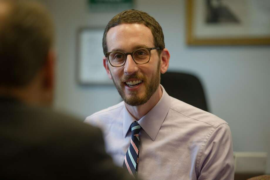 SB386 by Sen. Scott Wiener, D-San Francisco, would allow many sex offenders to petition to be removed from the registry 10 to 20 years after they are released from prison, as long as they have not committed another serious or violent felony or sex crime. Photo: Chris Kaufman, Special To The Chronicle