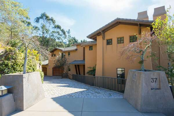 37 Dawn St. in Claremont Hills is a five-bedroom Mediterranean designed by Philip Perkins and available for $2.85 million.