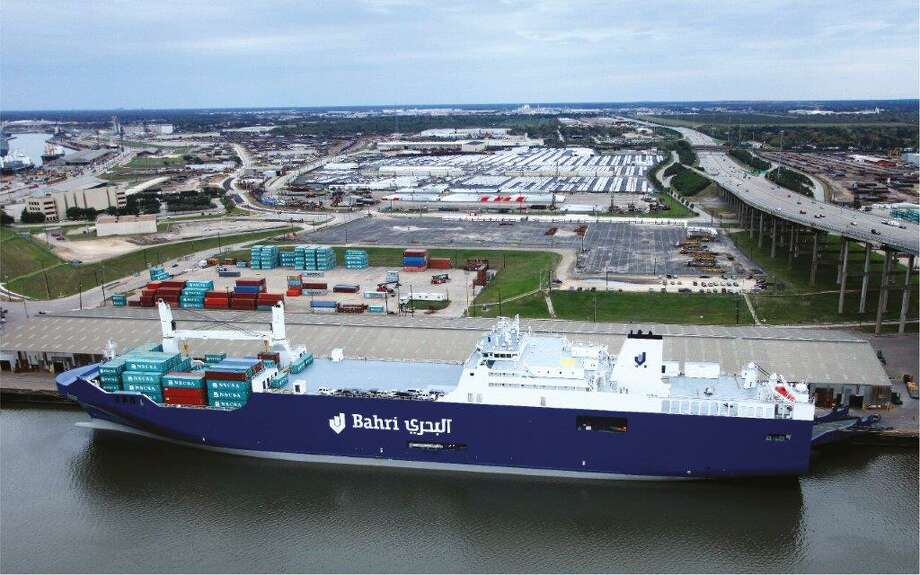 Saudi Arabia-based Bahri has a global fleet of 84 vessels, including 37 Very Large Crude Carriers, 36 chemical/product tankers, six multipurpose vessels and five dry-bulk carriers. Photo: Photo Provided By Bahri.
