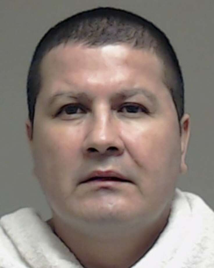 """Hermes Alirió Casanova Ordoñez is a Colombian FARC leader represented by San Antonio lawyer Jamie Balagia, who is known as the """"DWI Dude"""" and """"420 Dude."""" Photo: Collin County Jail"""