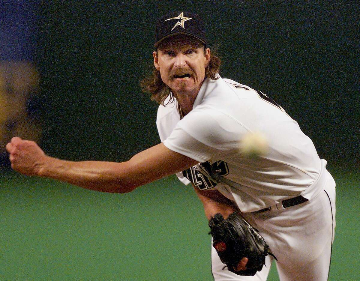 10. Randy Johnson The year: 1998. The deal: Sensing they had a franchise-first World Series in their crosshairs, the Astros gave Seattle three excellent prospects - pitchers Freddy Garcia and John Halama and shortstop Carlos Guillén - in exchange for the soon-to-be 35-year-old Big Unit. The upshot: In arguably the most dazzling stretch of pitching mastery in Astros history, Johnson won 10 of 11 starts with a 1.28 ERA over the final two months of the regular season - striking out 116 in 84.1 innings - as the Astros won a franchise-record 102 games. But their bats went silent in the NLDS and they were eliminated by the Padres. After the season, Johnson signed with Arizona in free agency, helping the Diamondbacks win the 2001 World Series. Garcia and Guillen had long, productive major-league careers and Halama made his mark, too.