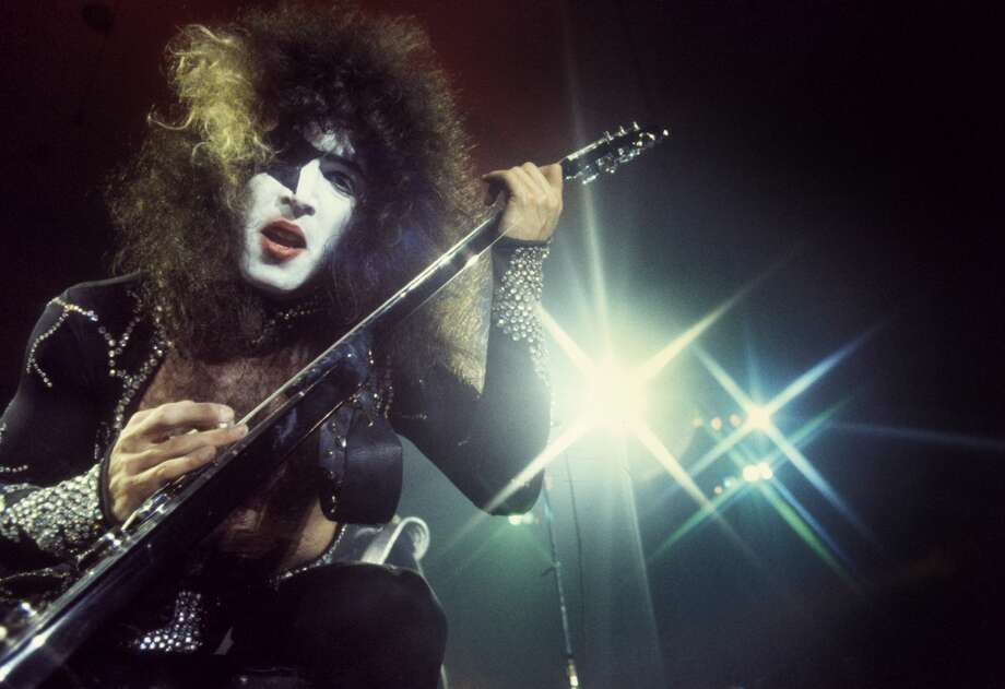 PHOTOS: The best concerts in Houston history (so far) Paul Stanley of KISS performing at The Summit on August 13, 1976, in Houston. See more of the best concerts to ever come to Houston... Photo: Waring Abbott/Getty Images