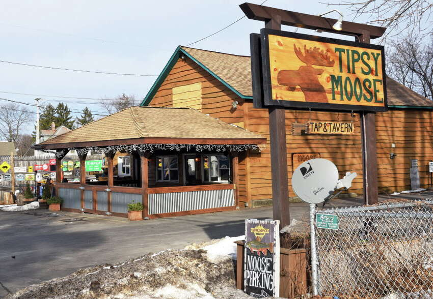 Best restaurant to open in the past year : Tipsy Moose Tavern, Latham.