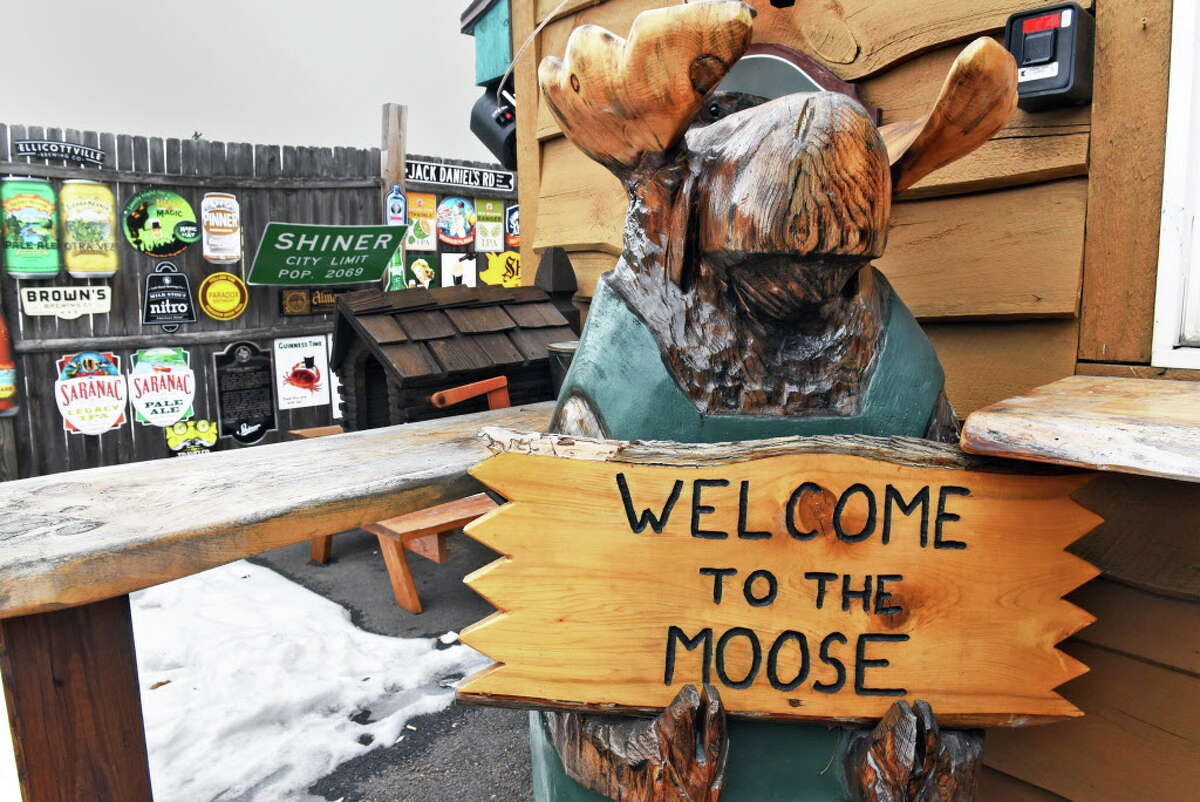 Best locally owned restaurant : Tipsy Moose Tavern, Latham.
